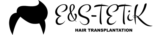 Esma Serkan Tetik Saç Ekim Merkezi Logo